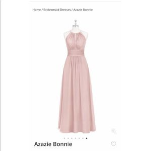 Azazie Bonnie Dress